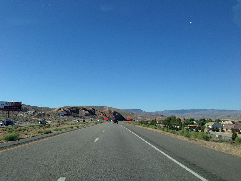 Boucle USA Las Vegas et Grand Parcs
