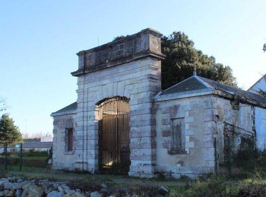 Saint-Brévin - Mindin :  Lazaret, Sanatorium, Maison de repos...