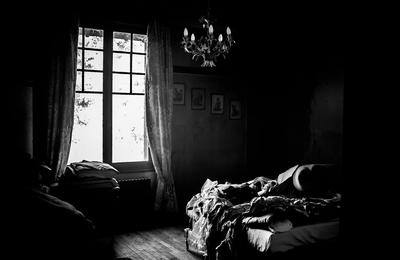 L'atelier d'écriture n°235 de Leiloona : L'inspiration d'un artiste par un rugueux crépuscule d'hiver
