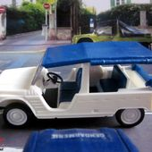 CITROEN MEHARI AZUR 1990 SOLIDO 1/43 - car-collector.net