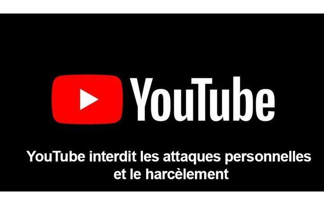 Social media : YouTube passe à une nouvelle étape dans le processus d'assainissement