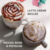 J'ai testé : le moka rose - pistache de Starbucks