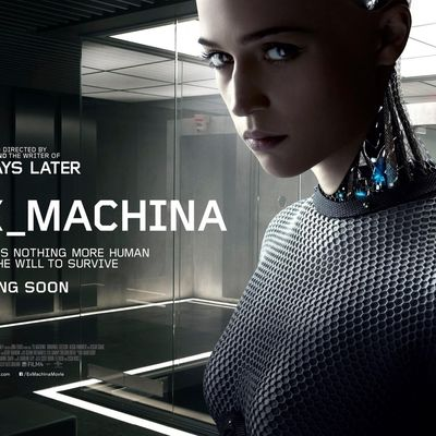 Ex Machina, d'Alex Garland