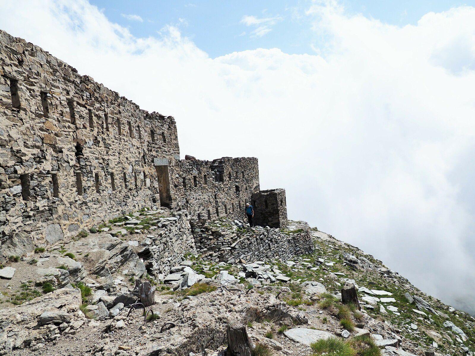 Le fort MALAMOT.