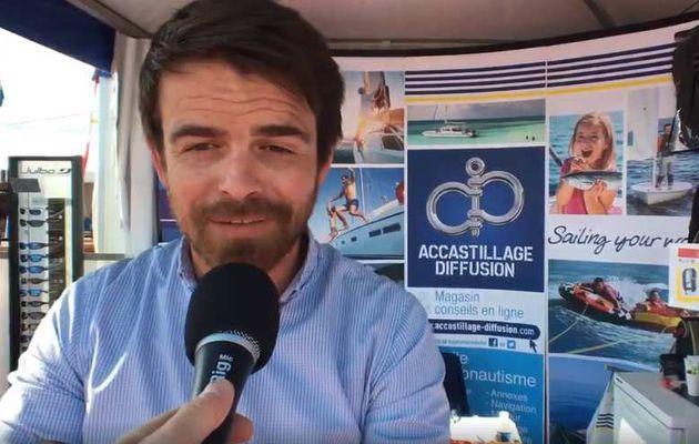Salon du Multicoque 2018 – Accastillage Diffusion / Chemins d'Océans se distingue dans le domaine des multicoques