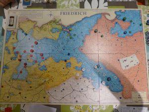 Les armées françaises occupent tous leurs objectifs.