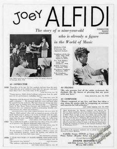1 Año sin el director y músico estadounidense, Jo Alfidi