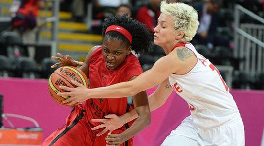 Tournoi féminin: La Turquie domine l'Angola