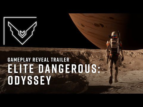 [ACTUALITE]  Elite Dangerous: Odyssey - Un trailer de gameplay
