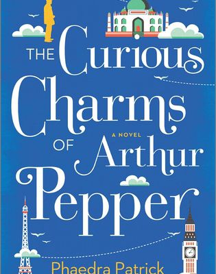 Read Now The Curious Charms of Arthur Pepper  by Phaedra Patrick