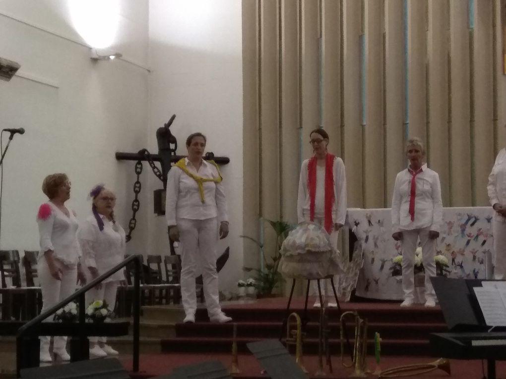 Concert des Chorales de la Délégation