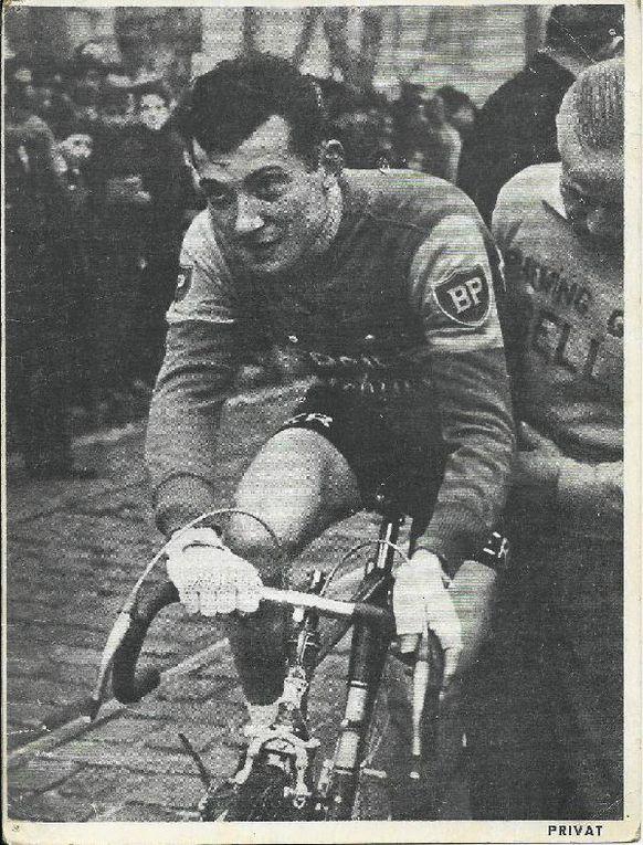 Cyclisme d'antan
