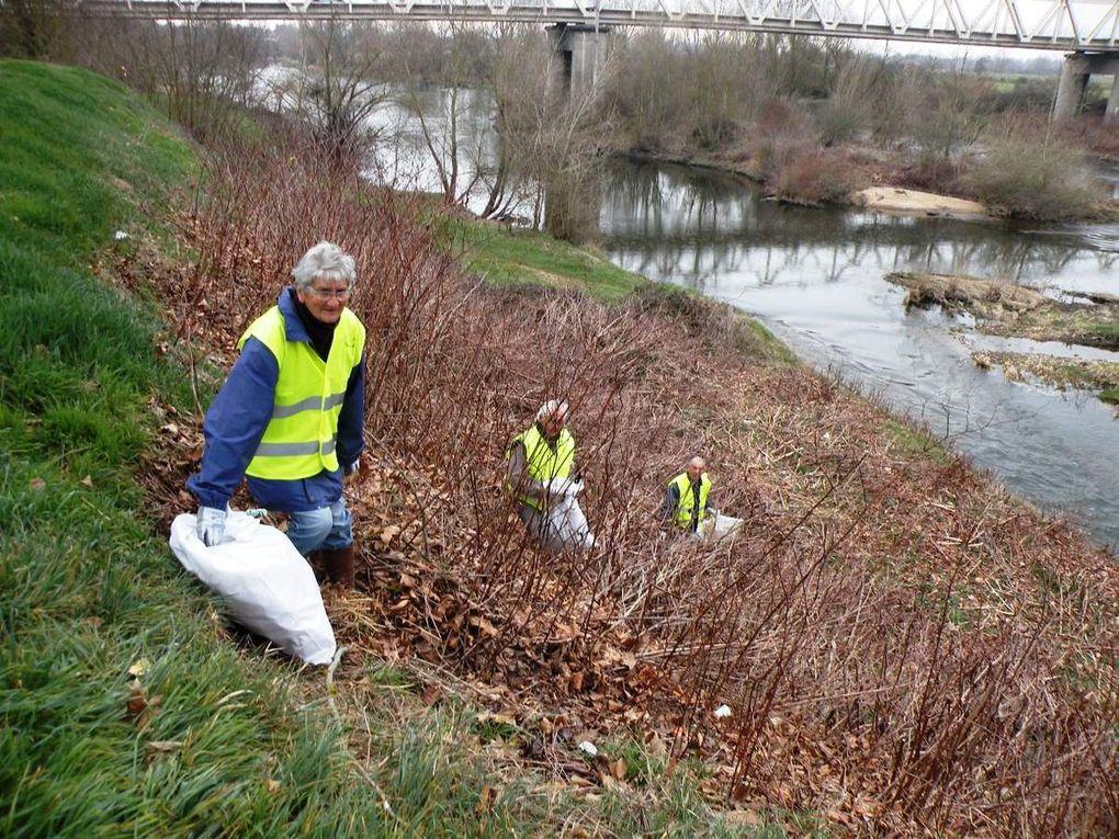Loire propre : un millier de bénévoles mobilisés !