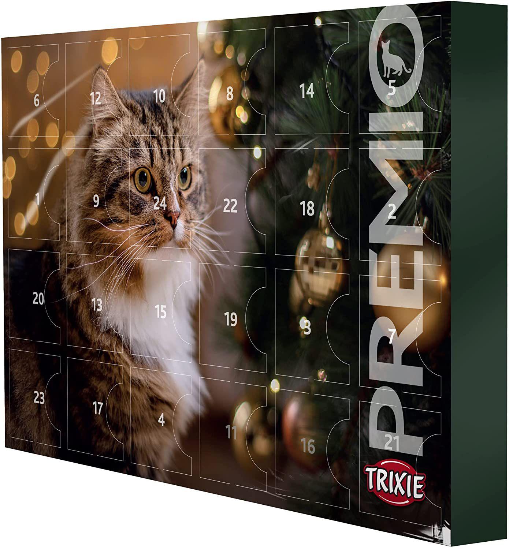 Calendrier de l'Avent chat Trixie Premio