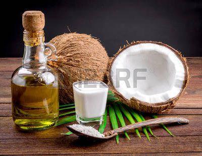 Huile & lait de coco Bio