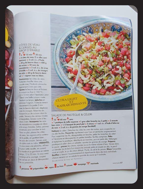 Un petit tour dans les magazines : Disney, FLeurus, Bayard, Gourmand, Géo