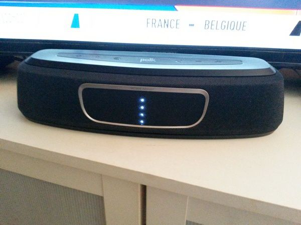test  barre de son Home Cinéma MaginFi Mini de Polk Audio @ Tests et Bons Plans