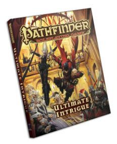 Pathfinder Roleplaying Game: Ultimate Intrigue book