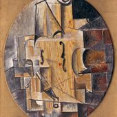 Picasso - Violon - LANKAART