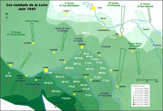 Juin 1940: les Cadets de Saumur face à l'invasion allemande (1/2).