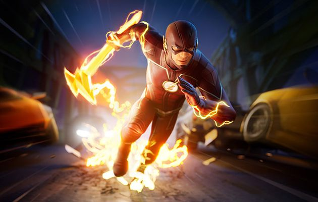 [ACTUALITE] Fortnite - Flash de DC arrive comme un éclair