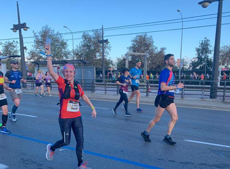 Valencia, ciudad del running (résultats)