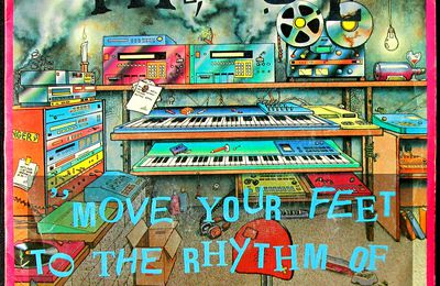 Hithouse - Move your feet to the rhythm of the beat - 1989