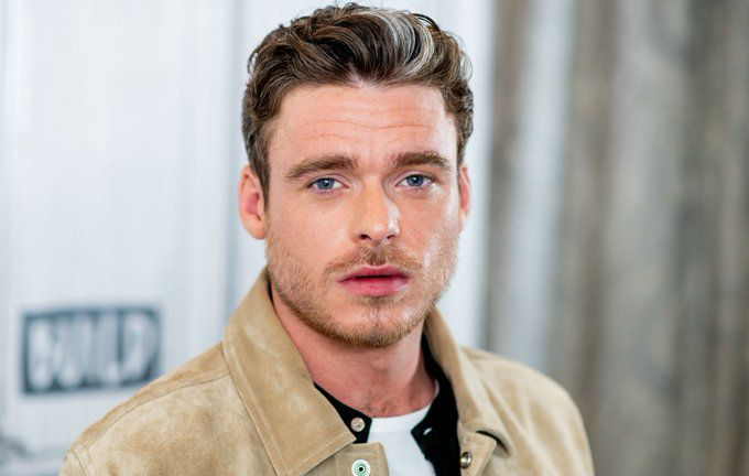 Richard Madden aka Ikaris
