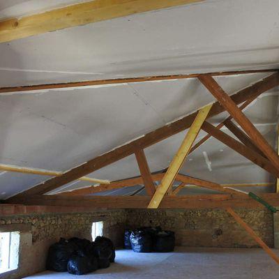 Octobre 2017 -  un aperçu supplémentaire du plafond