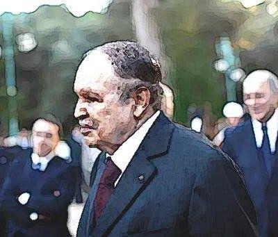 Bouteflika, la momie d'El Mouradia
