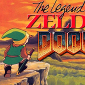 The Legend of Zelda: Total Conversion mod for Doom