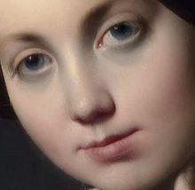 La page poésie d'Odile : La courbe de tes yeux