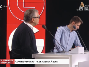 Michel Onfray - Les Grandes Gueules (RMC BFM TV) - 09.03.2021