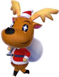 Astuces: Le noël d'animal crossing new leaf welcome amiibo