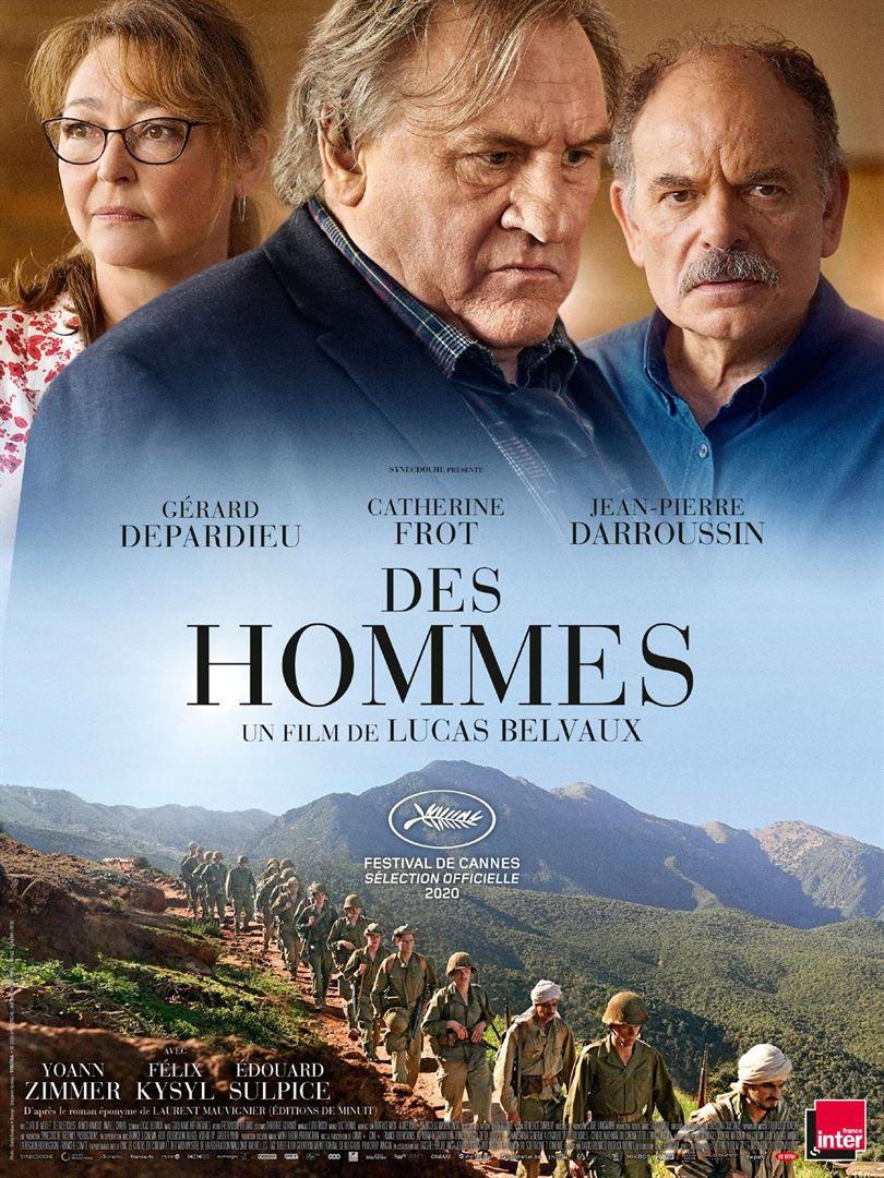 Des hommes (BANDE-ANNONCE) avec Gérard Depardieu, Catherine Frot, Jean-Pierre Darroussin - Le 11 novembre 2020 au cinéma