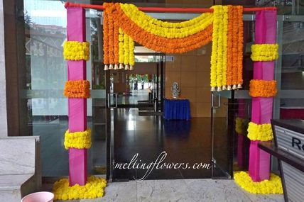 7 Types Of Floral Decorations Widely Used For Indian Weddings