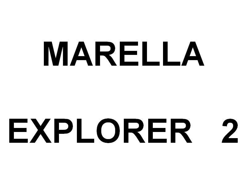 MARELLA EXPLORER 2 , arrivant au port de Toulon le 13 avril 2019 , c'est son escale inaugurale  .