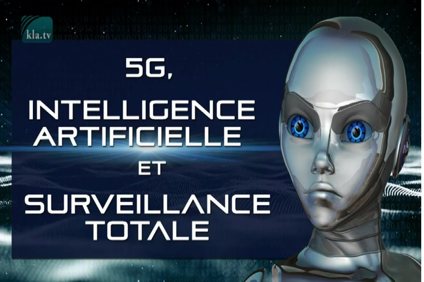 Intelligence artificielle 5G et surveillance totale