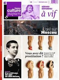 Lectures mars/avril 2013