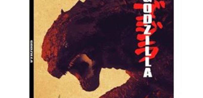 Reportage : Sortie Édition Collector - 4K Ultra HD + Blu-ray + Goodies : Godzilla de Gareth Edwards