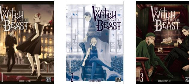 The witch and the beast / Tomes 1 à 3