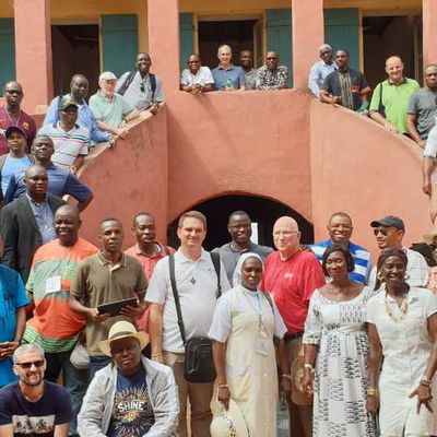 The future of the congregation is in our hands:  international meeting of formators in Dakar, July 2019