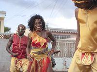 Le carnaval au Lamentin