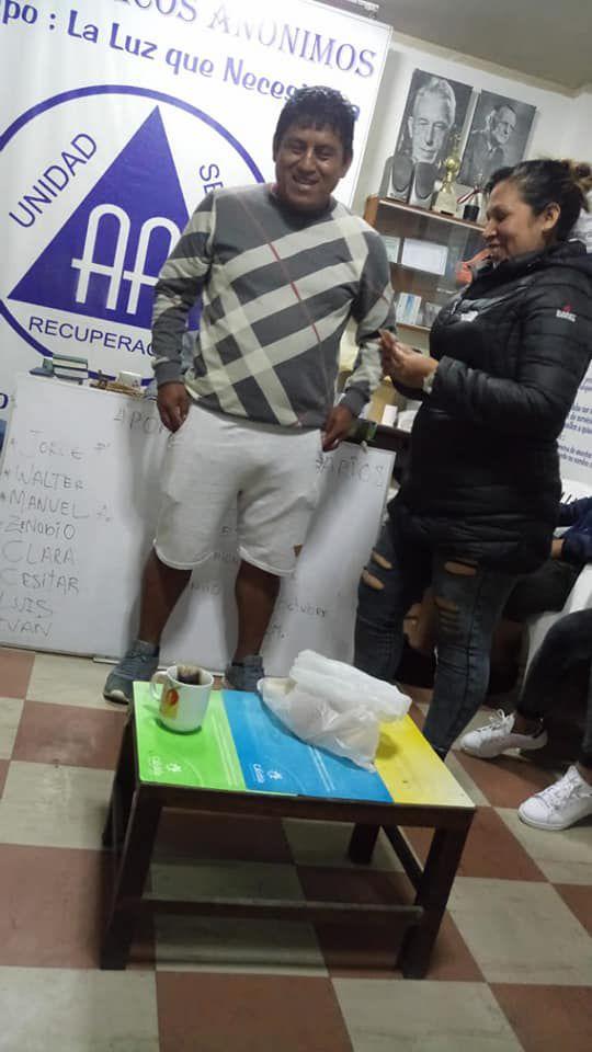 PEROU Alcohólicos Anónimos®