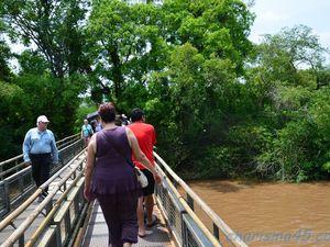Les chutes d'Iguazu (Argentine en camping-car)