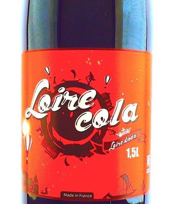 Loire Cola, soda made in France inonde le Val de Loire