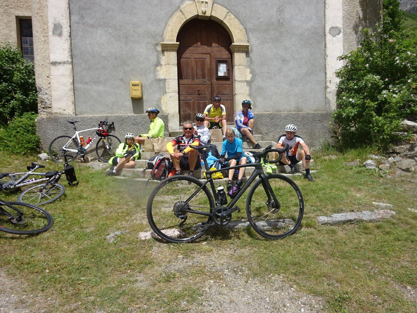 Séjour Barcelonnette - Col Vars - Maljasset - Mardi29 juin 2021