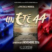 """UN ÉTÉ 44 """"Passer la nuit"""" - Premier single"""