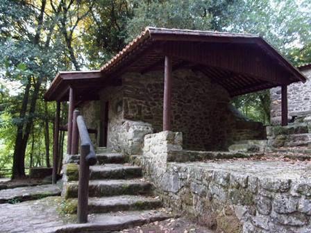 Sur la Ruta, un moulin bien restauré.