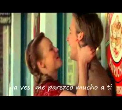 I'll Stand By You - Rod Stewart - The Notebook - Subtitulos en español -